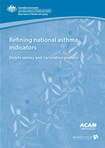 cover refining asthma indicators